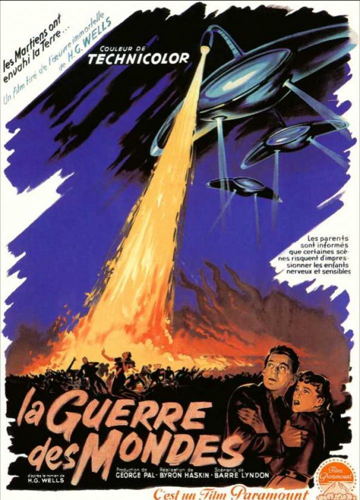 GUERRE DES MONDES - LA   THE WAR OF THE WORLDS   1953
