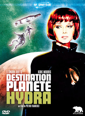 DESTINATION PLANETE HYDRA | 2+5: MISSIONE HYDRA | 1966