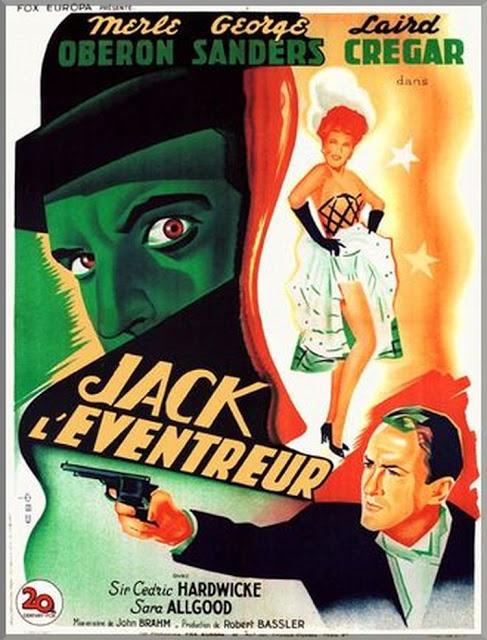 JACK L'éVENTREUR (1944) | THE LODGER | 1944