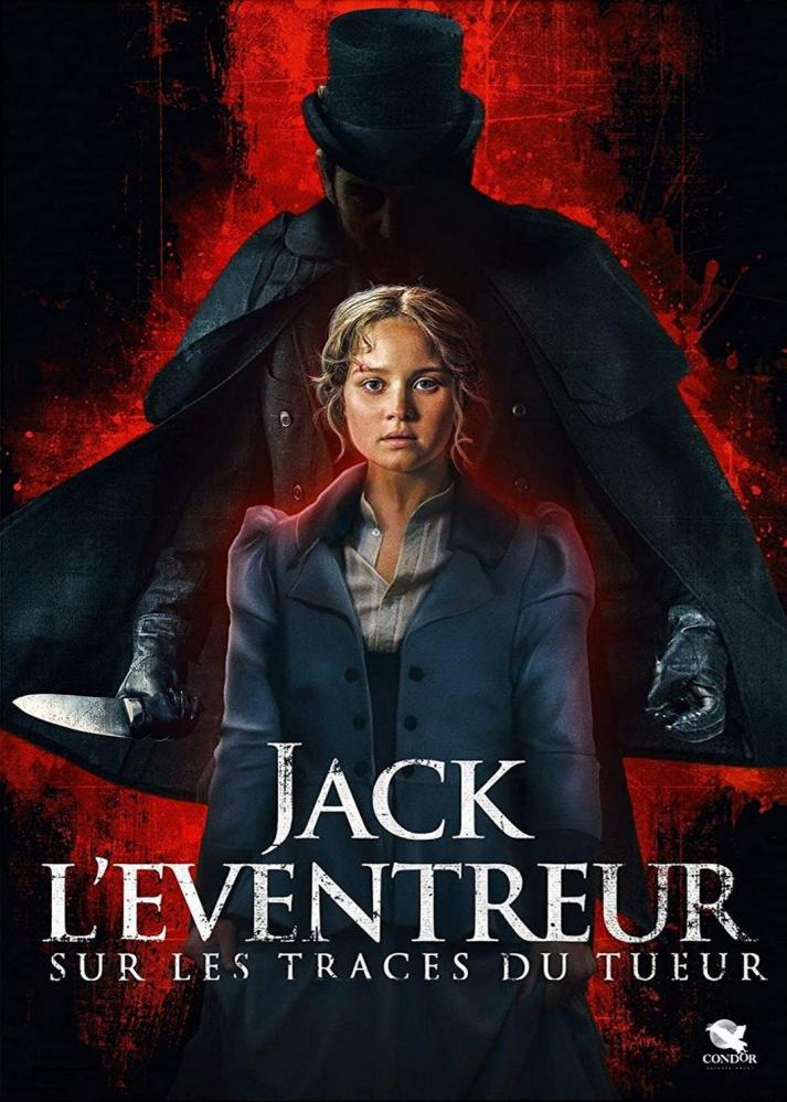 Jack l'éventreur : sur les traces du tueur   Jack the ripper : eine frau jagt einen mörder   2016