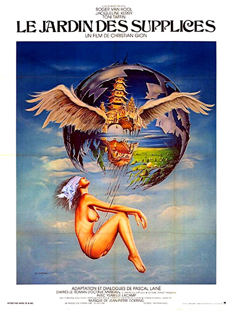 JARDIN DES SUPPLICES - LE   JARDIN DES SUPPLICES - LE   1976