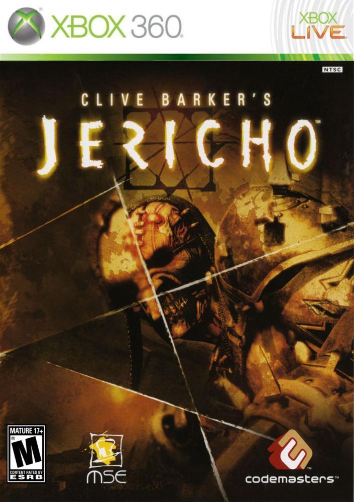 CLIVE BARKER'S JERICHO   CLIVE BARKER'S JERICHO   2007