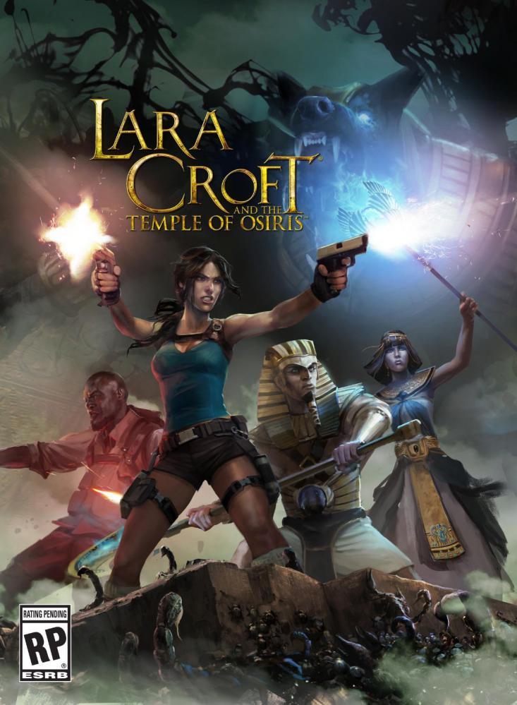 LARA CROFT AND THE TEMPLE OF OSIRIS | LARA CROFT AND THE TEMPLE OF OSIRIS | 2014