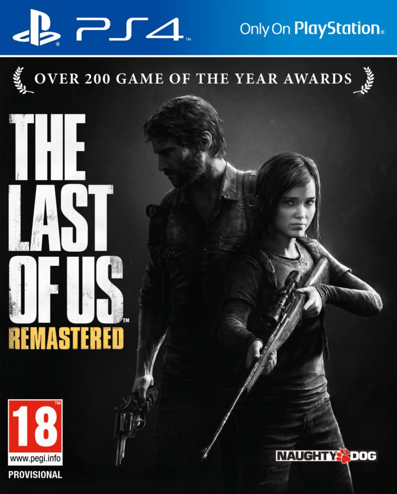 LAST OF US - THE   THE LAST OF US - REMASTERED   2013