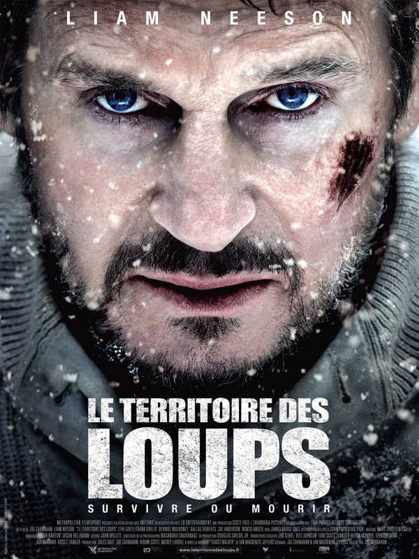 TERRITOIRE DES LOUPS - LE   THE GREY   2012