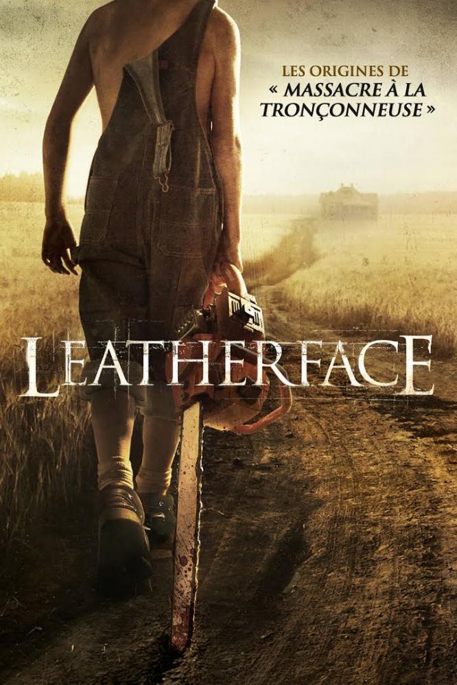 LEATHERFACE (2017)   LEATHERFACE   2017