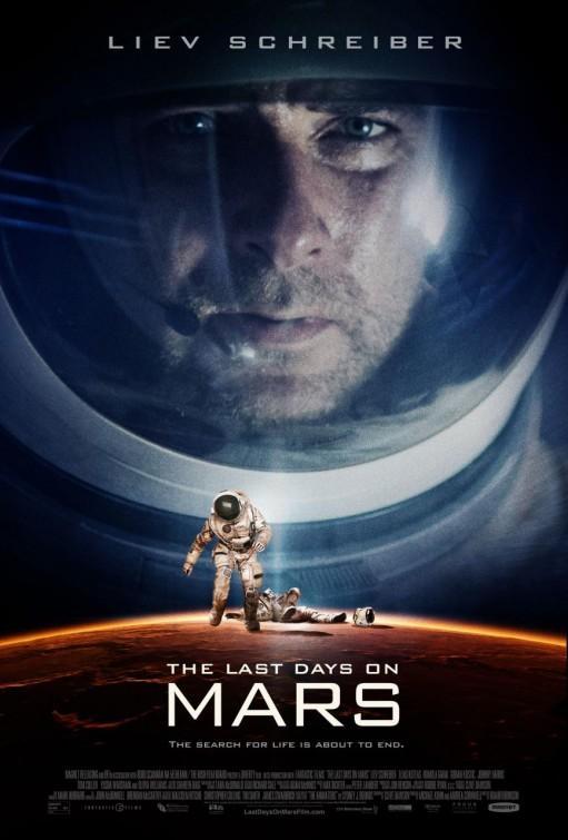 LAST DAYS ON MARS - THE   THE LAST DAYS ON MARS   2013