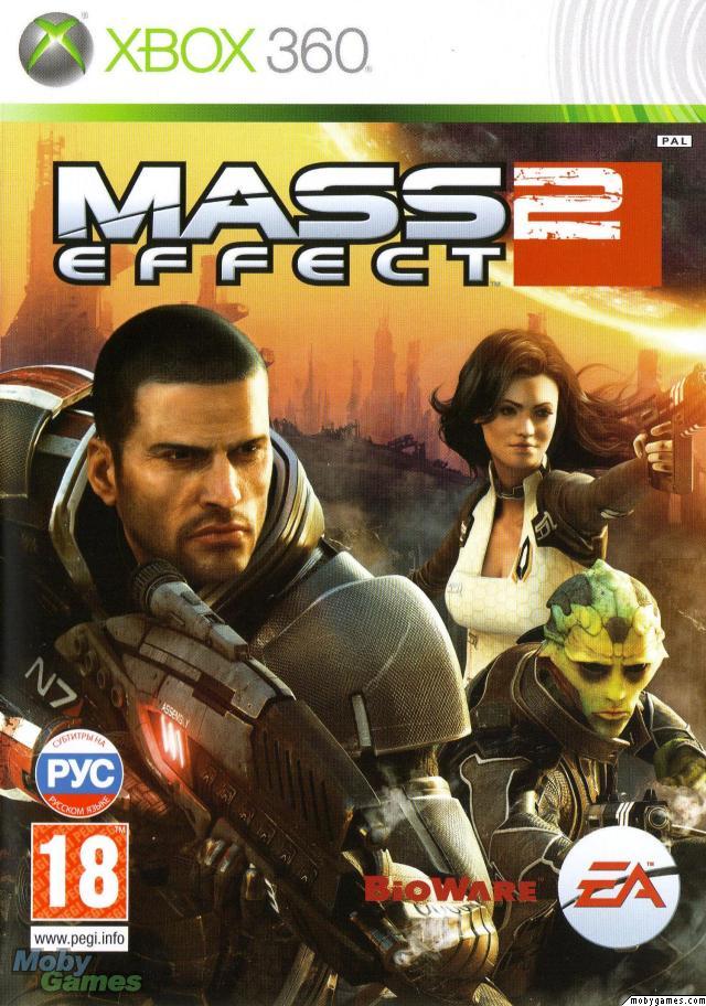 MASS EFFECT 2   MASS EFFECT 2   2010