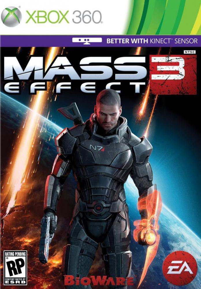 MASS EFFECT 3   MASS EFFECT 3   2012