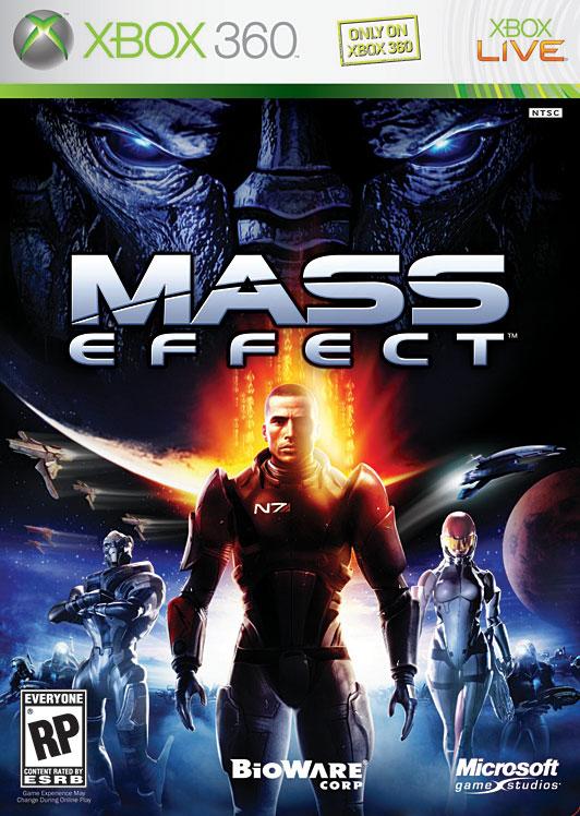 MASS EFFECT   MASS EFFECT   2007
