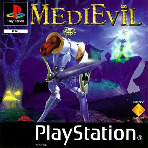 MEDIEVIL   MEDIEVIL   1998
