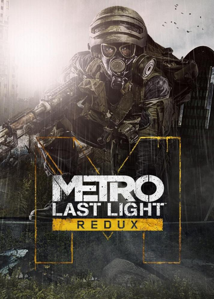 METRO LAST LIGHT REDUX   METRO : LAST LIGHT REDUX   2014