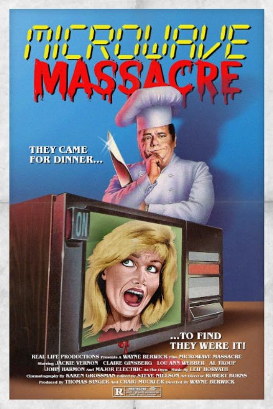 Microwave massacre | Microwave massacre | 1979