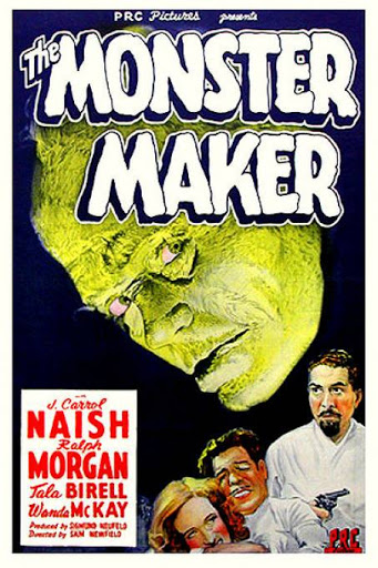 CREATEUR DE MONSTRES - LE | MONSTER MAKER - THE | 1944
