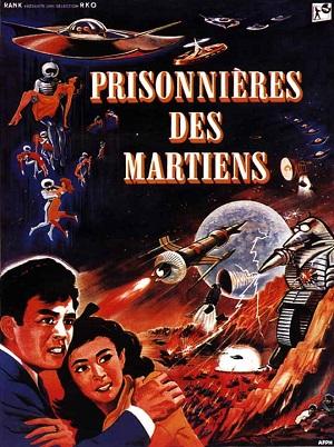 PRISONNIèRES DES MARTIENS | CHIKYU BOEIGUN | 1957