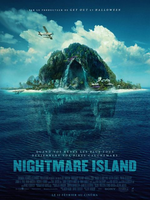 NIGHTMARE ISLAND   FANTASY ISLAND   2020