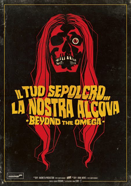 BEYOND THE OMEGA | IL TUO SEPOLCRO... LA NOSTRA ALCOVA - BEYOND THE OMEGA | 2020