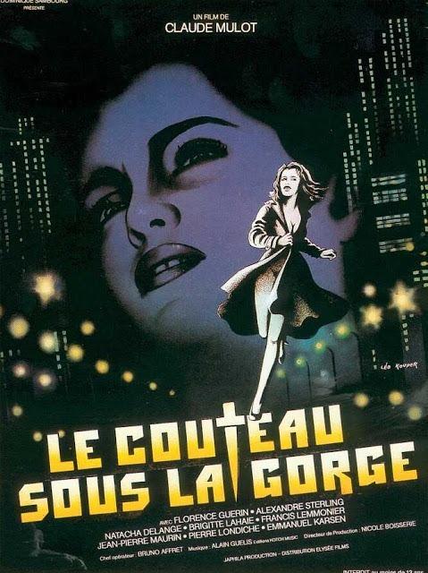 COUTEAU SOUS LA GORGE - LE | LE COUTEAU SOUS LA GORGE | 1986