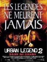 URBAN LEGEND 2, COUP DE GRACE | URBAN LEGENDS: FINAL CUT | 2000