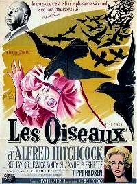 OISEAUX - LES   BIRDS - THE   1963