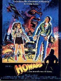 HOWARD   HOWARD THE DUCK   1986