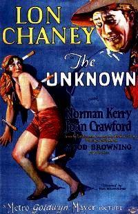 INCONNU - L   THE UNKNOWN   1927