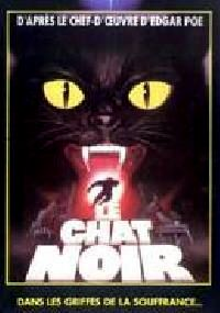 CHAT NOIR 1981 - LE | IL GATTO NERO / THE BLACK CAT | 1981