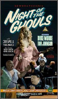 NUIT DES REVENANTS - LA | NIGHT OF THE GHOULS | 1959