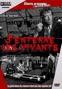 ENTERRE LES VIVANT - J | I BURY THE LIVING | 1958
