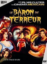 BARON DE LA TERREUR - LE   EL BARON DEL TERROR / BRAINIAC   1962