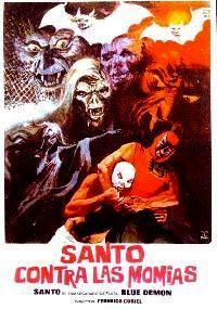 SANTO ET LES MOMIES DE GUANAJUATO | LAS MOMIAS DE GUANAJUATO | 1972