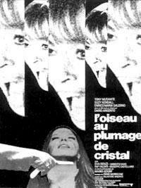 OISEAU AU PLUMAGE DE CRISTAL - L   L UCCELLO DALLE PIUME DI CRISTALLO   1970