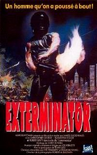 EXTERMINATOR : LE DROIT DE TUER | THE EXTERMINATOR | 1980