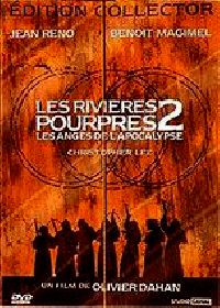 RIVIERES POURPRES 2 - LES   LES RIVIERES POURPRES 2   2003