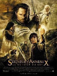 SEIGNEUR DES ANNEAUX 3 - LE | THE LORD OF THE RINGS : THE RETURN OF THE KING | 2003