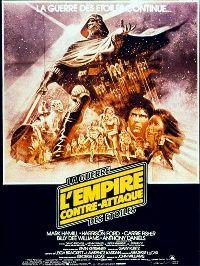 EMPIRE CONTRE-ATTAQUE - L'   STAR WARS V : THE EMPIRE STRIKES BACK   1980