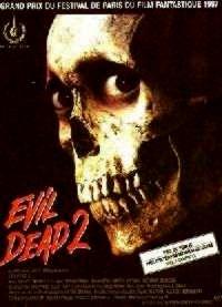 EVIL DEAD 2   EVIL DEAD 2 - DEAD BY DAWN   1987