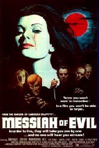 MESSIAH OF EVIL | MESSIAH OF EVIL / DEAD PEOPLE | 1973