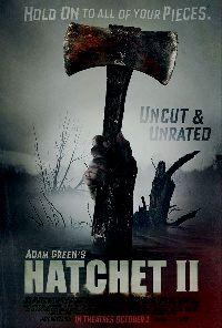 BUTCHER 2 | HATCHET 2 | 2010