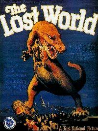 MONDE PERDU (1925) - LE | LOST WORLD - THE | 1925