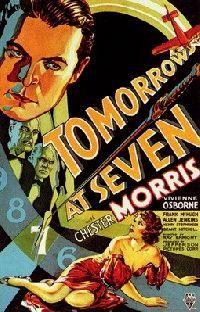 TOMORROW AT SEVEN | TOMORROW AT SEVEN | 1933