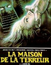 MAISON DE LA TERREUR - LA   LA CASA CON LA SCALA NEL BUIO / A BLADE IN THE DARK   1983
