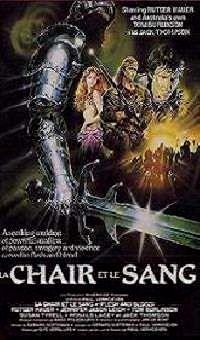 CHAIR ET LE SANG - LA   FLESH AND BLOOD   1984
