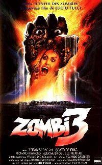ZOMBI 3 | ZOMBIE FLESH EATERS 2 / ZOMBI 3 | 1988