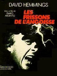 FRISSONS DE L'ANGOISSE - LES | PROFONDO ROSSO | 1975