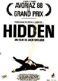 HIDDEN   HIDDEN – THE   1987