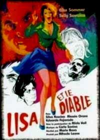 LISA ET LE DIABLE   LISA E IL DIAVOLO   1972