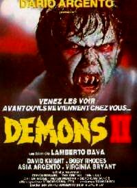 DEMONS 2 | DEMONI 2- L INCUBO RITORNA | 1986
