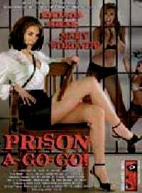 PRISON A-GO-GO! | CAGED SHE-BITCH CAGE | 2003