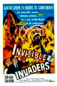INVISIBLE INVADERS | INVISIBLE INVADERS | 1959